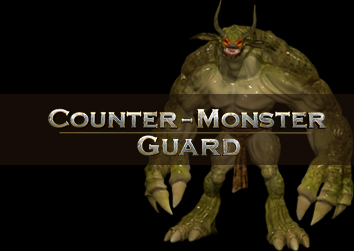 Counter-Monster Guard